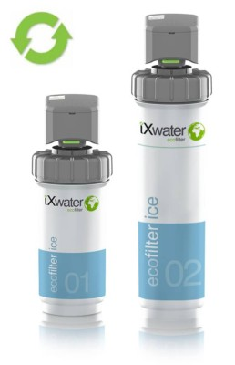iX ICE water filter